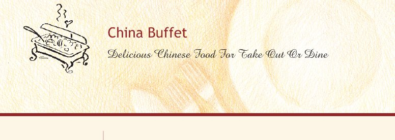China Buffet - Delicious Chinese Food For Take Out Or Dine-In